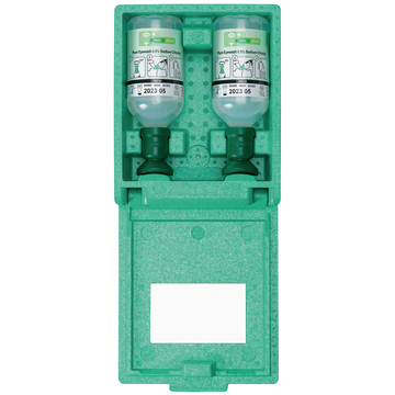 EYE RINSING BOX WITH 2X500 ML